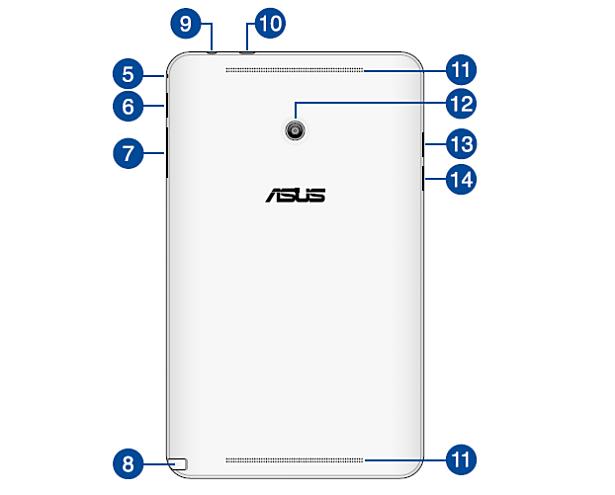 ASUS VivoTab Note 8 のマニュアルが公開、スタイラスペンは標準搭載か