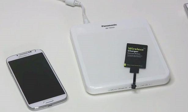 ワイヤレス充電「Qi」変換アダプタを探す―スマホ~3DSまでケーブルレスに