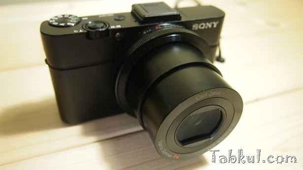 Sonyデジカメ『DSC-RX100M2』購入、開封レビュー
