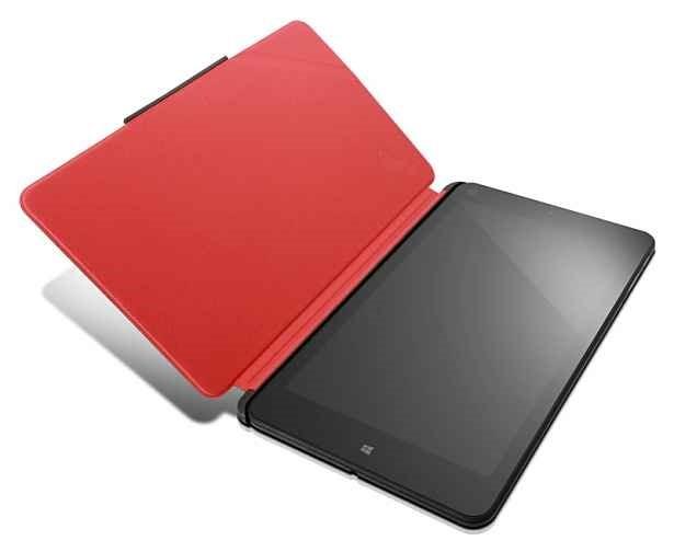 Lenovo、フルHD8インチ『ThinkPad 8』Windowsタブレット発表―価格とスペック