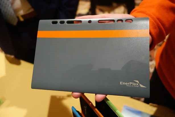 EnerPlex、ノートのようなモバイルバッテリー『Jumpr Slate』2モデル発表―厚み6.7mm
