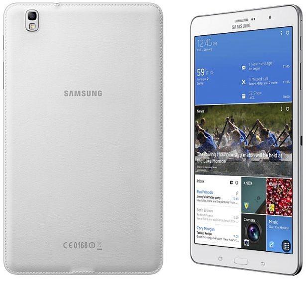 Samsung、WQXGA/8.4インチ「Galaxy TabPRO 8.4」発表―スペックほか