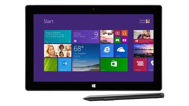 『Surface Pro 2』、バッテリ改善などのファームウェア提供
