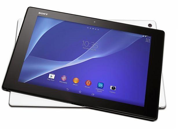 Sony、『Xperia Z2 Tablet』発表―スペック他:MWC 2014