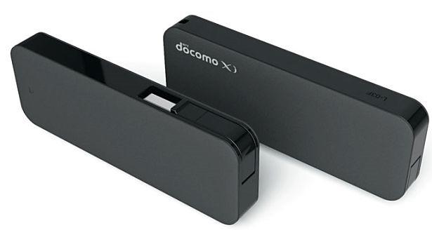 ドコモ、Xi対応USBデータカード『L-03F』発表―5月発売へ