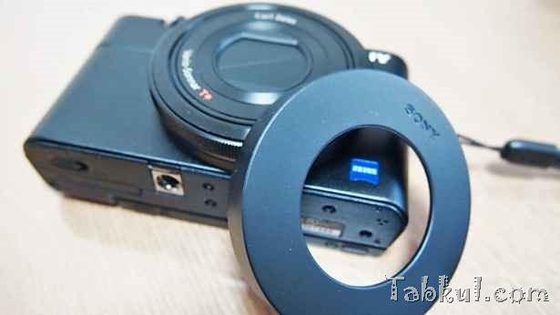 フィルターアダプター「VFA-49R1」購入、開封レビュー/Sonyデジカメ『DSC-RX100M2』用