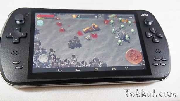 金星JXD S7800b 購入レビュー、コントローラーで遊べるか