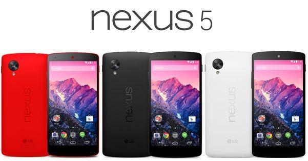 イーモバイル、『Nexus 5』32GBモデルとブライト レッド取扱い発表―買いか考える