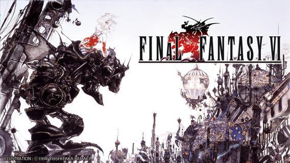 スクウェア・エニックス、RPG『ファイナルファンタジーVI』のiOS版を配信開始―価格ほか