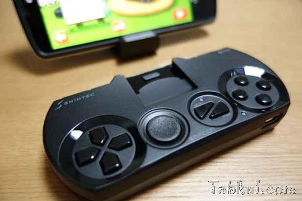 Nexus 5 でゲームコントローラー『SMACON』を試す―接続エラーの対処法
