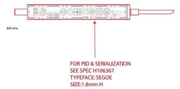 Microsoft、Surface ワイヤレスディスプレイアダプタ(HDMIドングル)を8月リリースか―FCC