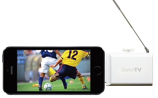 iPad/iPhone向けフルセグチューナー『PIX-DT350-PL1』が出荷延期、4月下旬へ