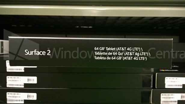 Surface 2 LTEモデル、パッケージ画像と価格がリーク