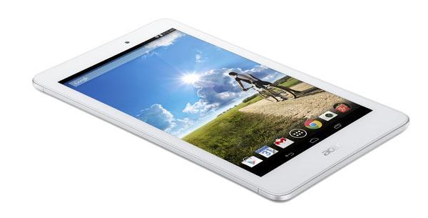 Acer、8インチWUXGA『Iconia Tab 8 A1-840』発表―スペックとハンズオン動画