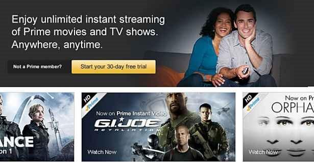 アマゾン、日本で定額制の見放題サービス『プライム・インスタント・ビデオ』開始へ―Fire TV発売か