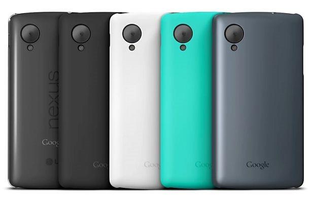 米Google Playストアで『Nexus 5 スナップ ケース』が発売―価格29.99ドル