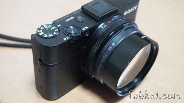 デジカメでマクロ撮影、Sony DSC-RX100M2用に49mmクローズアップレンズ購入レビュー