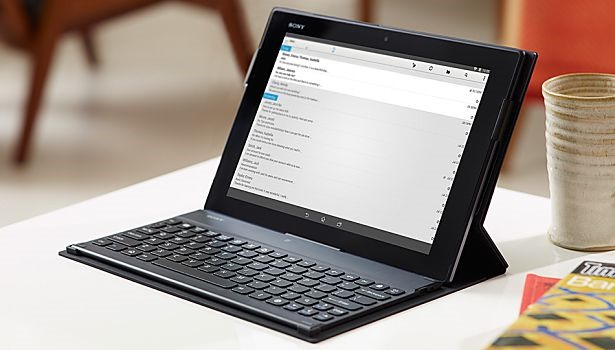 Sony、世界最薄・最軽量で防水タブレット『Xperia Z2 Tablet』発表―スペックと価格、キャンペーン