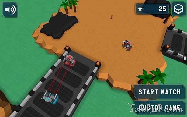 価格 98円、資源確保と部隊編成RTSゲーム「MechCom – 3D RTS」の試用レビュー