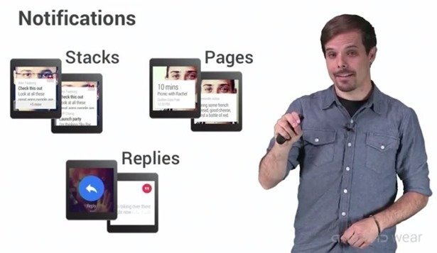 Google、『Android Wear』の機能紹介ビデオを公開