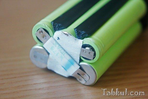 GP30R7Hで充電式の単6電池を作る(後編)―Venue 8 Proスタイラスペンで使えるか