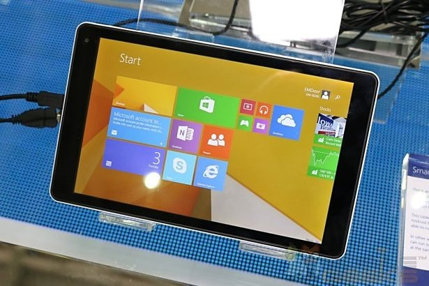 約1万円のWindowsタブレット『Emdoor EM-i8080』発表、Windows 8.1 with Bing搭載