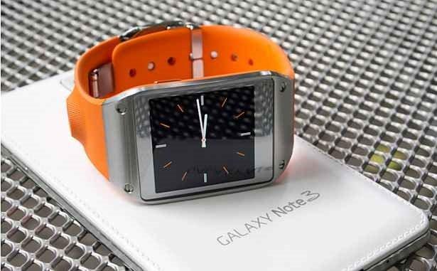 Samsung、Android Wear搭載スマートウォッチをGoogle I/Oで発表か