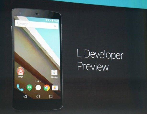 Google、次期Android OS「L」発表―64bit化や新ランタイム「ART」ほか