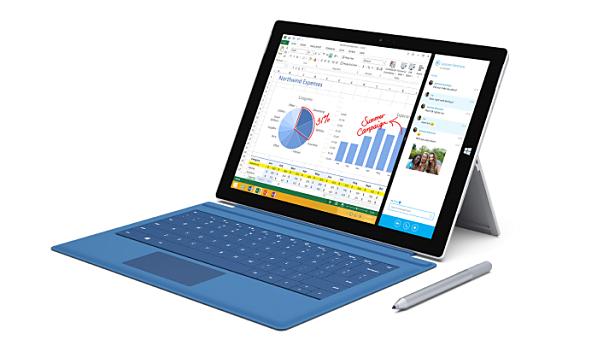 日本マイクロソフト、Surface Pro 3 発表―スペック/価格/発売日/販売店舗ほか