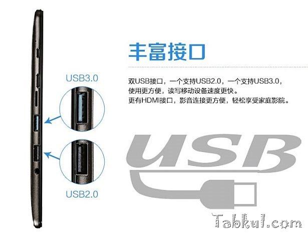 フルサイズUSBx2!10インチ『原道/vido W10 pro』登場、スペックと画像―Windowsタブレット