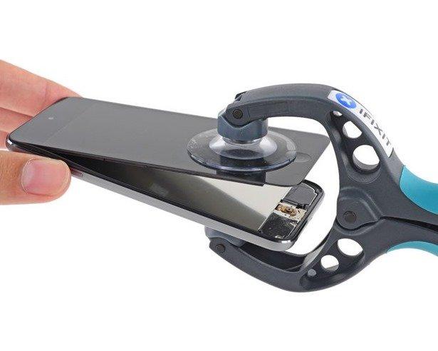 新しいiPod touch 5 16GBモデルが早くも分解される―iFixit