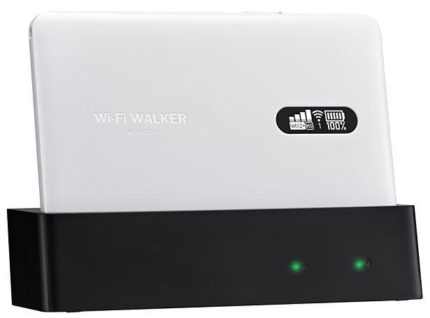 軽量81g、WiMAX 2+対応ルーター『Wi-Fi WALKER WiMAX 2+ NAD11』発表―料金ほか