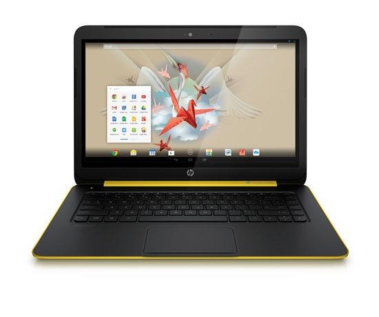 Tegra4搭載、14インチAndroidノートブック『HP SlateBook 14』発表―スペックと価格ほか