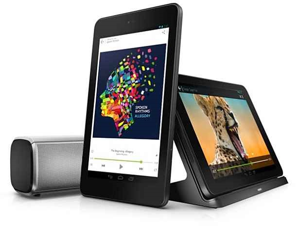 DELL、Intel Merrifield搭載の新型『Venue 7/8』タブレット発表―スペックと価格、発売日