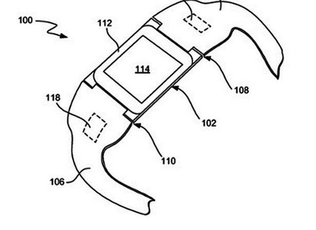 Apple、ウェアラブルデバイス『iTime』の特許取得―スマートウォッチ「iWatch」か