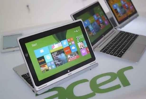 ASUS T100TA対抗の「Acer Aspire Switch 10」、Venue 11 Proなどベンチマーク比較