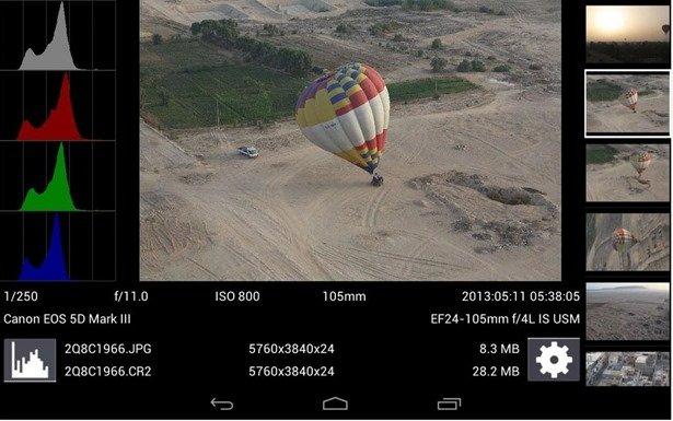 スマートウォッチでCanon EOSカメラのリモート撮影、『DSLR Controller』アップデート―Android Wear