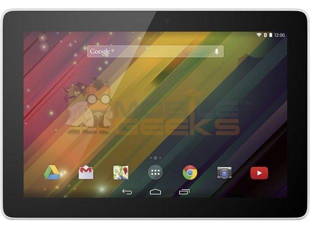 ロゴ取替だけ?「HP Slate 10 Plus」のスペックと画像リーク、ベース機「Huawei MediaPad 10 Link +」との比較