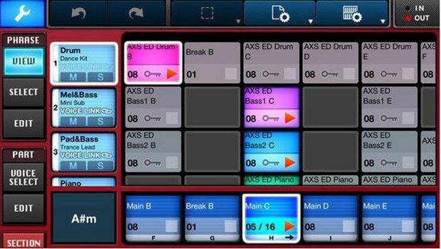 1,600円が無料、YAMAHAシーケンサーiOSアプリ『Mobile Music Sequencer』セール中―ドラムキット9種ほか