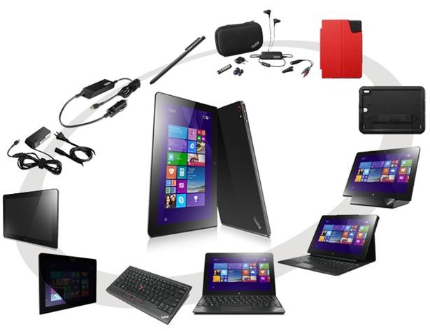 レノボ、「ThinkPad 10」を7/8発売開始―スペックと価格ほか
