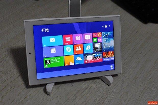 Ainol、8型Windowsタブレット『iNOVO8』の試作機がリーク―スペックと画像