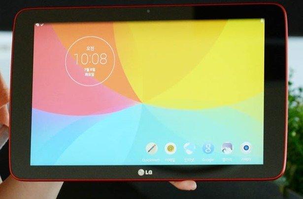 LG、10インチ『G Pad 10.1』発表―スペックと発売日ほか