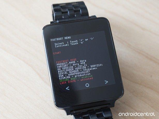 早くもLG G WatchにカスタムROM登場、バッテリー寿命やパフォーマンスが改善など