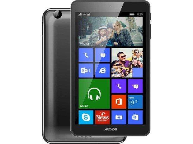 約1.6万円、8型Windowsタブレット『Archos 80 Cesium』発表―スペックと発売日ほか