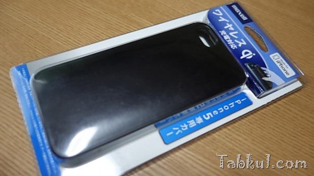 iPhone 5のワイヤレス充電化Vol.2、Qi対応MXQI-CVA20購入―iPhone 5s非対応版