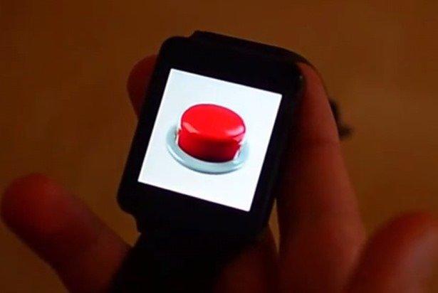 独裁スイッチじゃないよ!緊急SOSアプリ『Emergency Panic Button』登場―Android Wear
