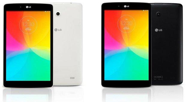 LGが『LG G Pad 8.0』のLTEモデルを今週発売と発表、一部スペック