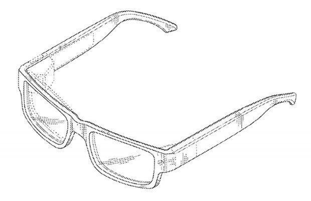 次期Google Glassはメガネらしいデザインへ―特許取得で明らかに
