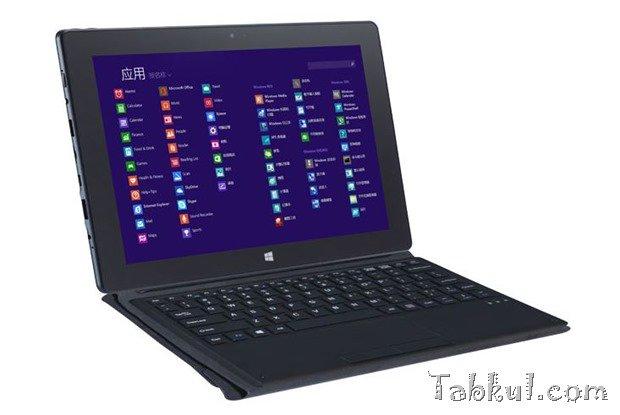 約3.3万円でキーボード着脱式『PIPO Work W3』のスペックと価格ほか―Windowsタブレット