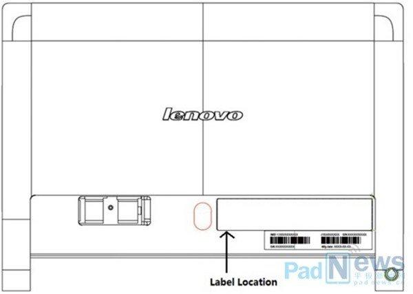 LTE対応の未発表『Lenovo Yoga Tablet 2』がFCC通過